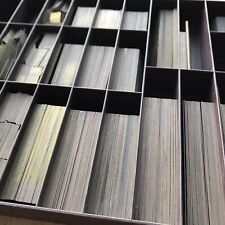 Messinglinien - 1p fett - Messing Linien Bleisatz Buchdruck Handsatz Letterpress
