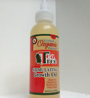[AFRICA'S BEST] ULTIMATE ORIGINALS THERAPY TEA TREE STIMULATING GROWTH OIL 4OZ