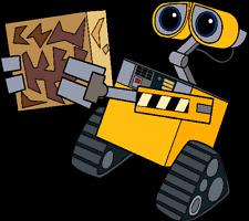 WALL-E WALL STICKERS PHOTO PAPER a4