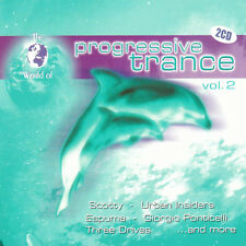 CD PROGRESSIVE Transe Volume 2 de Various Artists 2cds
