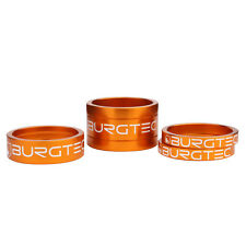 Burgtec Stem Spacer Kit - Iron Bro Orange
