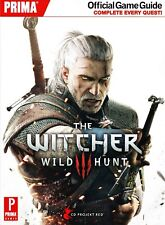 The Witcher 3 III Wild Hunt Prima PDF Guide + Bonus Complete Edition!