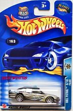 HOT WHEELS 2003 ROLL PATROL HOLDEN COMMODORE POLICE #163