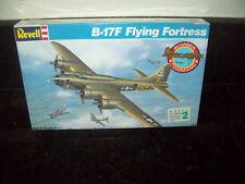 REVELL B-17F FLYING FORTRESS BOMBER  PLANE MODEL KIT