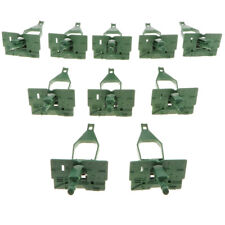 Military Model Playset Toy Soldiers Army Men Accessory 10pcs Artillery