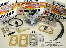Suzuki Samurai Weber Carb Conversion Kit Manual Choke w/ Air Filter Adapter