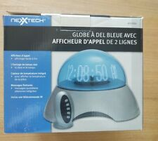 Nexxtech 2 Line Caller ID Blue LED Globe