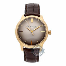 H. Moser & Cie Endeavour Center Seconds Manual Rose Gold Mens Watch 1343-0105