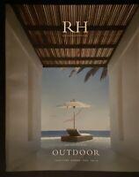 RESTORATION HARDWARE 2014 OUTDOOR SOURCE BOOK 353 PAGES CATALOG DESIGNER HOME