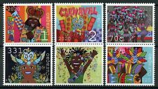 More details for curacao cultures & traditions stamps 2020 mnh carnival 50 years festivals 6v set