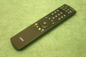 Genuine Original Loewe 300DVD Remote Control Unit for TV, DVD and VCR units