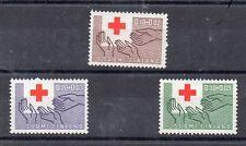 Finlandia Cruz Roja Serie del año 1963 (DH-707)
