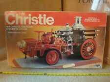 Vintage MPC 1/12 Christie 1911 American Steam Fire Engine. Museum Quality Model
