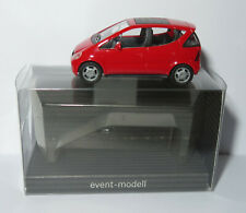HERPA EXACT MODELL HO 1/87 MERCEDES-BENZ A-KLASSE 140 ROUGE #B66005631 IN BOX
