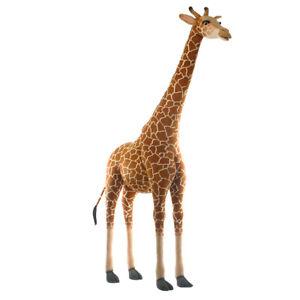 HANSA AFRICAN GIRAFFE REALISTIC CUTE SOFT ANIMAL PLUSH TOY 370cm **NEW**