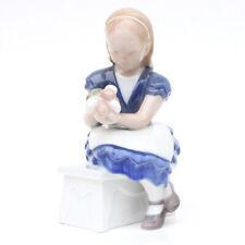 New listing Vintage B&G / Royal Copenhagen Figurine Ida'S Flowers Girl With Tulips 2298