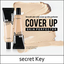[Secret Key] SecretKey Cover Up Skin Perfecter 30ml / #01 Light Beige / (VS일)