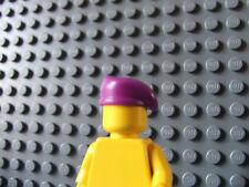 LEGO Minifigure Soldier Purple Special Forces Beret Mini figure Custom Part