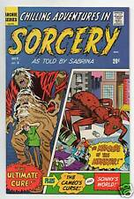 SORCERY :: 2 :: THE MEASURE OF THE MONSTER
