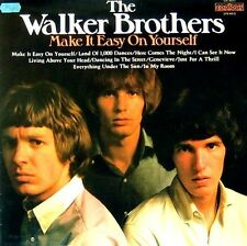 The Walker Brothers - make it easy on yourself - LP - washed - cleaned - H32