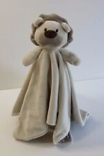 Early Days Lion Lovey Plush Security Soft Blanket Baby Stuffed Animal Toy