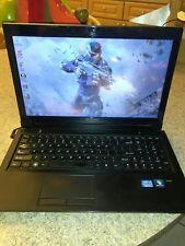 "LENOVO B570-1068 15.6"" WEBCAM INTEL B950 2.10GHz 4GB RAM 500GB HDD WIN7/OFF13"