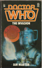 Doctor Who - The Invasion. Cybermen! 1st Target Books edition. Superb story!