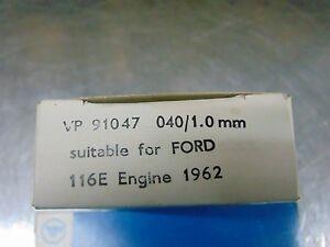 "Ford Cross-Flow Pre-cross-Flow & Lotus VP91047 Main bearings @ +040"" over size."