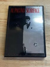 Scarface (1983) 2003 DVD Scratched