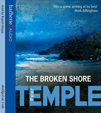 Peter Temple THE BROKEN SHORE (2007) Audio Book 3xCDs 9781405502849 NEW SEALED