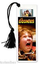 Film Cell Genuine 35mm Laminated Bookmark USBM692 The Goonies Chunk Cohen