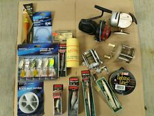 Vintage Fishing Lot Urfabriken Ambassadeur 6000 Pflueger 1895 South Bend Rapala