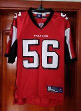 2a21a1106d3 Reebok NFL Atlanta Falcons Football Shirt Jersey Keith Brooking   56 size S