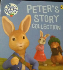 Peter Rabbit From TV Series Peter's Story Collection 5 Books Set