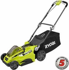 Ryobi 16 in. 40-Volt Cordless Walk-Behind Lawn Mower without Battery and Charger