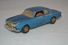 "Corgi Toys No: 280 ""Rolls Royce Silver Shadow"" - Blue Metallic (Original 1973)"