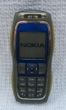 Nokia 3220 - Grey and Blue (Any Network) Mobile Phone Very Good Condition