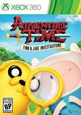 Adventure Time: Finn & Jake Investigations (Microsoft Xbox 360, 2015) - NEW
