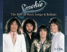 SMOKIE : THE BEST OF ROCK SONGS & BALLADS / 2 CD-SET
