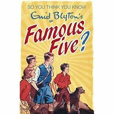 Enid Blyton's Famous Five by Clive Gifford (Paperback, 2014)