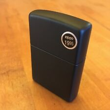 Genuine Zippo 218 black matte windproof Lighter CASE ONLY No Insert/Box