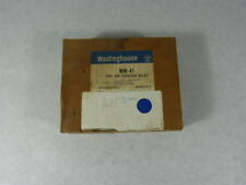 Westinghouse MW-41 Overload Relay  NEW IN BOX