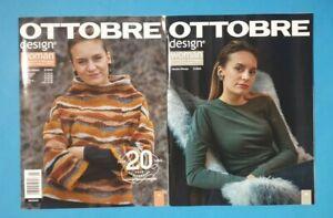 OTTOBRE design woman Herbst/Winter 5/2020 mit Schnittmuster Neu+unbenutzt