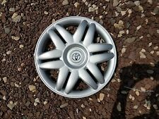"""1 Brand New 2000 00 2001 01 Camry 15"""" Hubcap Wheel Cover 61104"""