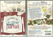 DVD - LE MEILLEUR DE UN DINER PRESQUE PARFAIT ( NEUF EMBALLE ) CUISINE RECETTE