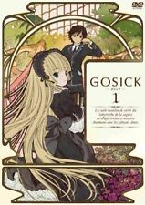 GOSICK VOL.1-JAPAN 2 DVD T48