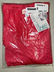 LuLaRoe Classic T Shirt Size 2XL 17