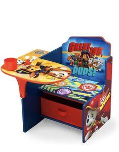 Delta Children Chair Desk With Storage Bin Nick Jr. Paw Patrol