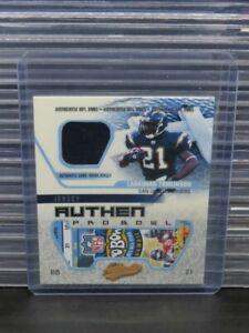 2003 Fleer Authentix Ladainian Tomlinson Pro Bowl Game Used Jersey #022/103 R403