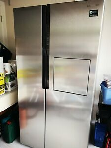 Samsung side by side Fridge/Freezer SR603HLS Twin Cooling 603L